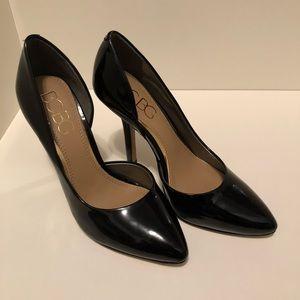 Black BCBG heels